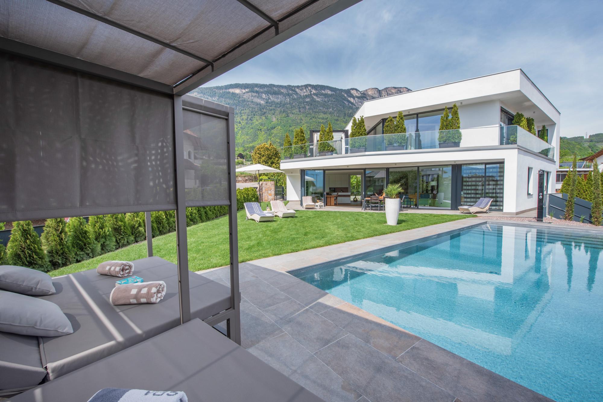 Casa Vacanza Villa Di Lusso Con Piscina In Alto Adige Bolzano Villa Aich