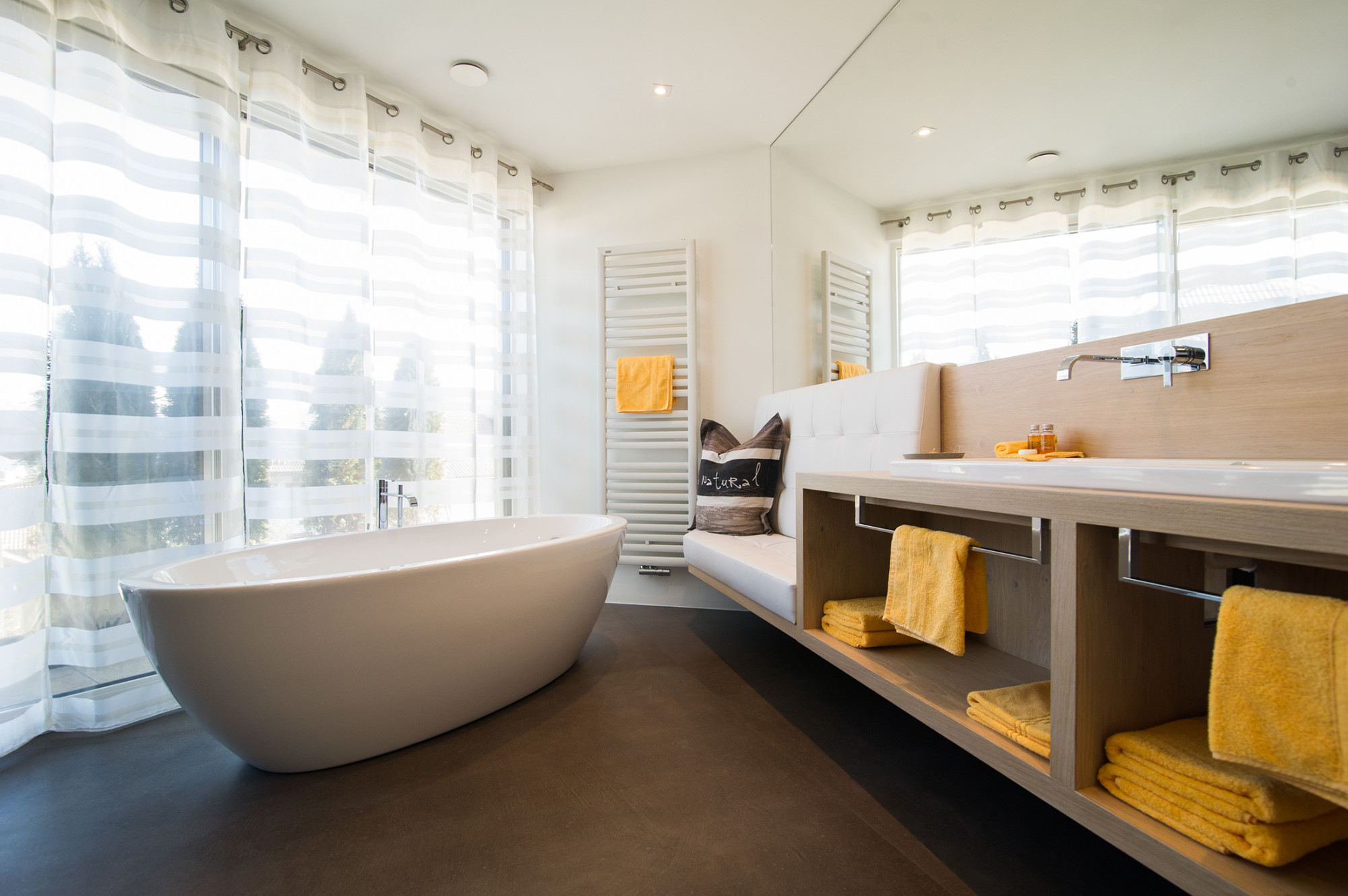 Design holiday home in Italy, South Tyrol ▷ Rent the LuxuryVILLA ...